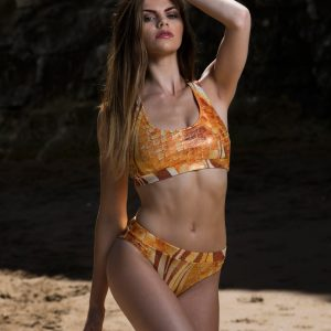 High Brief Bikini Swimwear